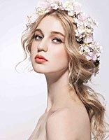 脸型比较胖的新娘怎么弄头发好看 脸胖婚纱发型