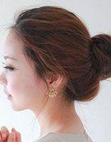 长头发怎样扎丸子头好看 头发有些长有些短怎么扎丸子头
