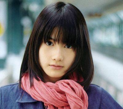 女生方形脸直发发型解析 方脸短发直发发型图片