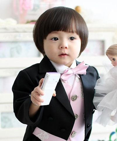3岁男孩短发发型大全 3岁小男孩个性发型图[儿童发型]-儿童发型设计图