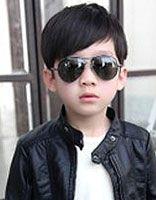 二岁到三岁小男孩理什么发型合适 三岁男宝宝潮流发型图片