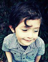 3岁男童发型图片大全 3岁男孩的各种发型