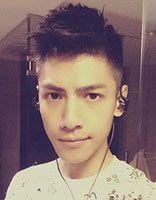男生韩式烫发发型图片 男士烫纹理发型照片