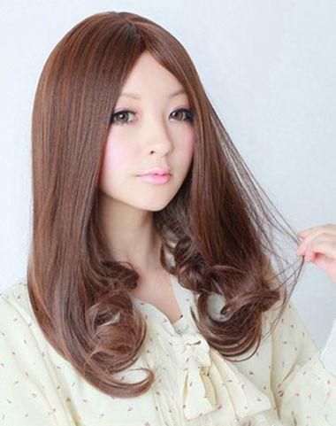 大圆脸适合烫什么发型 大圆脸女生发型设计图片图片