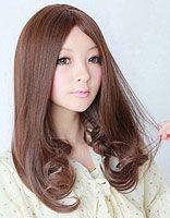 大圆脸适合烫什么发型 大圆脸女生发型设计图片