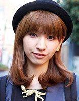 帽子与脸型搭配教程 瘦脸女子短发怎么戴帽子