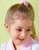 新年儿童发型绑扎方法 好看的儿童发型扎法步骤