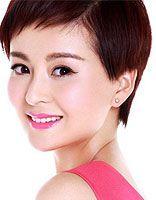 2015年国字脸女生适合的短发发型 国字脸女星短发发型