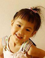 小女孩子的发型 编小孩子发型步骤