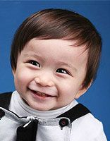 男孩子幼儿发型图片 日本幼儿发型
