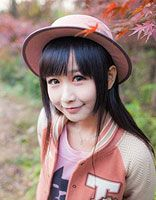 日式可爱发型 小女生可爱发型设计