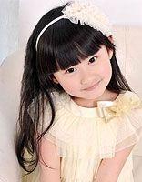 儿童发型怎么梳刘海 花式儿童发型