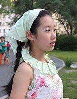 儿童发型绑扎方法 12岁儿童发型扎法大全