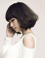 一次性的短发梨花头发型怎么做 梨花头短发发型图片