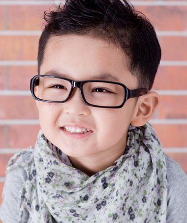 小孩子发型_小男孩发型设计