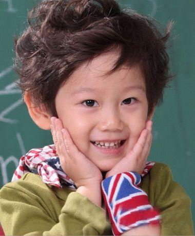 六岁男童留什么发型可爱