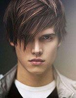 男生大方脸适合的发型图片 男士方脸成熟点的发型