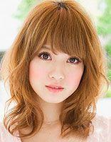 矮个大脸的女人适合什么发型 矮个子大脸女生发型图片