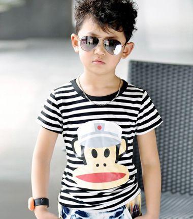 小男童短发时尚发型 韩国男童发型图片图片