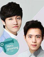 男生怎么吹头发 男生韩式发型怎么吹