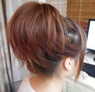 学生马尾发型如何扎 中学生马尾发型扎法