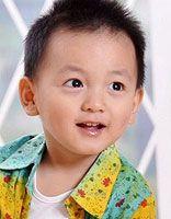 3岁小男孩发型图 1到3岁男宝宝个性发型图片