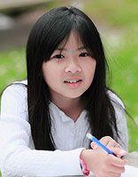 个子低大脸的女生适合的发型 大脸女生温馨梳发教程