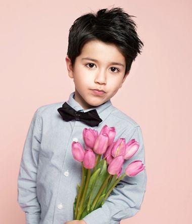 儿童发型设计图片_男/女儿童发型设计图片