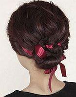 韩式发型刨花扎法步骤 韩式发型详细步骤