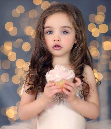 小女孩各种可爱发型
