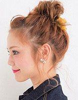 怎么可以梳出包包头发 简单梳头发的方法图解