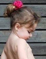 小女孩波波头怎么扎 小女孩波波头怎么扎起来