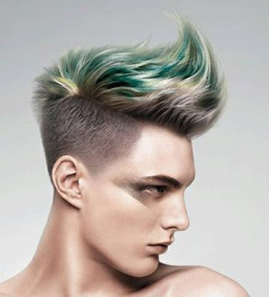 男生沙宣发型 最新男生沙宣发型