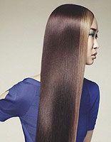 长发沙宣锡纸烫发型 女生长发沙宣发型图片大全