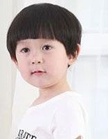 最新男宝宝酷发型 男宝宝蘑菇头发型