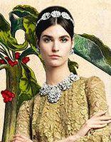 额头窄长方形脸中年妇女夏天婚礼上的发型