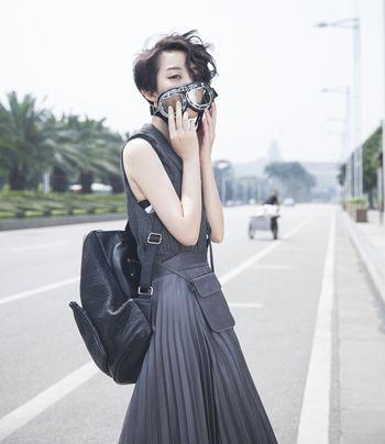 高中女学生最流行的短发发型 高中学生韩式短发发型