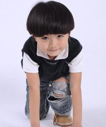 男儿童短发发型图片 现在流行的男童短发发型[儿童发型]-儿童发型设计