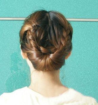 鸟窝头怎么往里塞头发 为什么盘鸟窝头头发老是漏出来