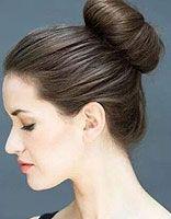 韩式丸子头发型扎法 韩式丸子头发型扎法图解