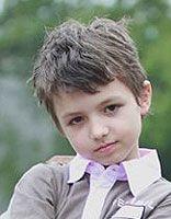 6岁以下男孩的发型 有没有6岁男孩发型图片