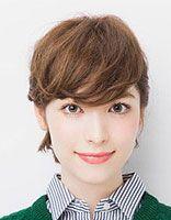 圆脸女学生怎么扎头发好看 短发大脸女学生怎样扎发显得脸小