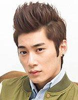 男生钢丝卷发质适合什么发型 男生短卷发发型图片