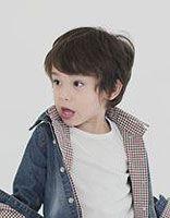 三岁男宝宝时尚发型图片 三岁男童发型图片大全