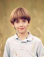 儿童蘑菇头发造型图片 儿童蘑菇头短发发型