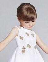 小女孩马尾辫怎样梳好看 小女孩马尾发型设计图片