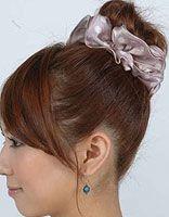 包子头发型的绑法 如何绑包子头的步骤