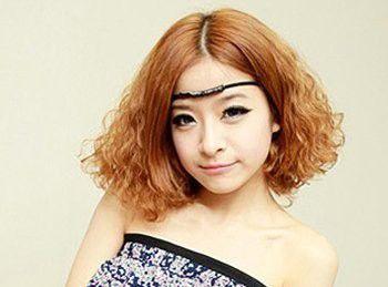 2016年女生中短发发型图片 女生最新中短发时尚发型