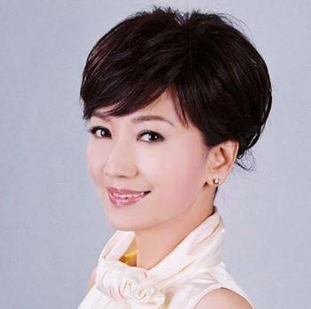 中老年发型设计与脸型搭配 中老年发型设计图片图片
