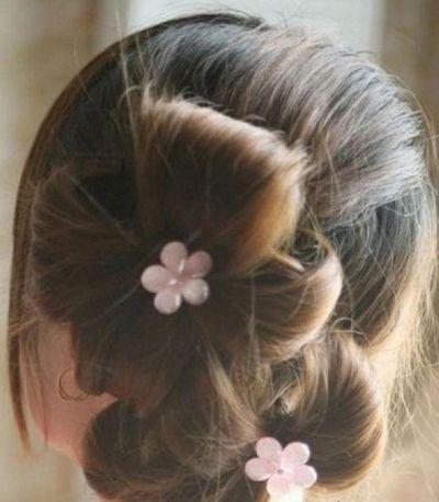 怎么编制漂亮的淑女发型 简单时尚的淑女发型图解